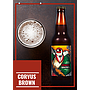 Botella Corvus Brown 330 cc (6,5% AbV)